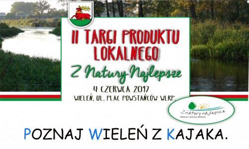 II Targi Produktu Lokalnego – Wieleń